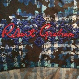 Mens Robert Graham casual shirt